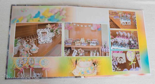 Album Fotolivro Fotografia Festa Infantil