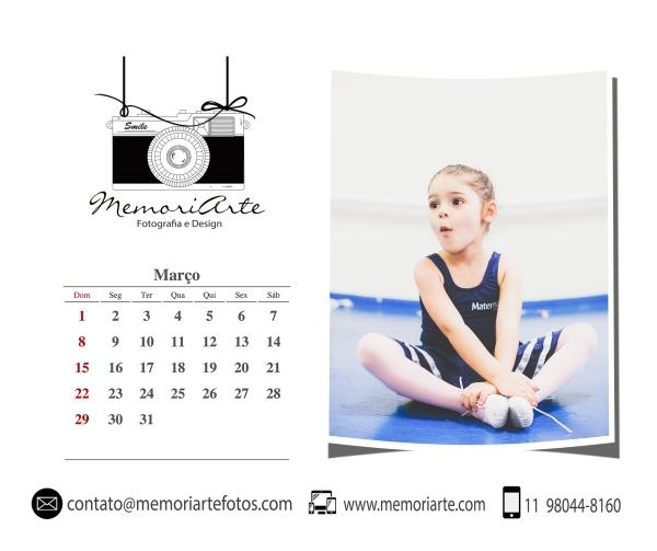 Calendario Anne Ballet 03 mar